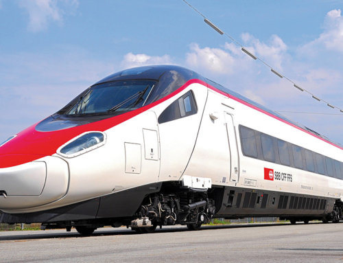 ETR 610 NEW PENDOLINO LED LIGHTING SYSTEM