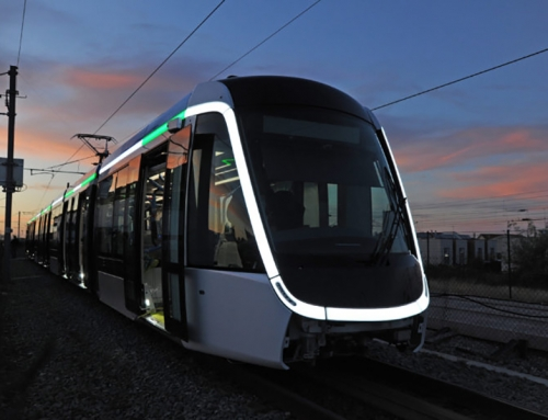 "INTERSYS LIGHTS UP  THE ""TRAM LUMIERE"""
